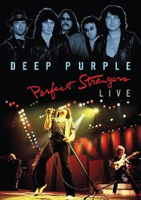Cover Deep Purple - Perfect Strangers - Live [DVD]